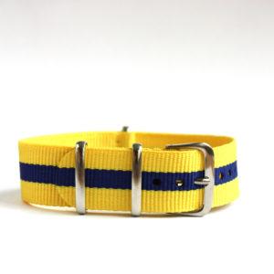 Natoband i Sveriges färger