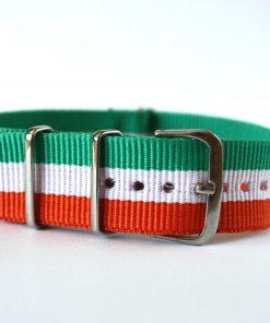natoband Irlands färger